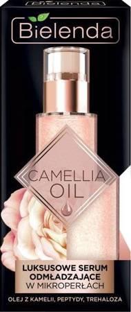 Bielenda Camellia Oil Serum odmładzające w mikroperłach 30ml