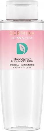 Dermika Regulujący płyn micelarny cykoria+niacynamid